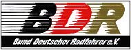 Logo BDR