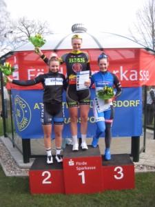 Pernille Matthiesen 1. Platz Frauen